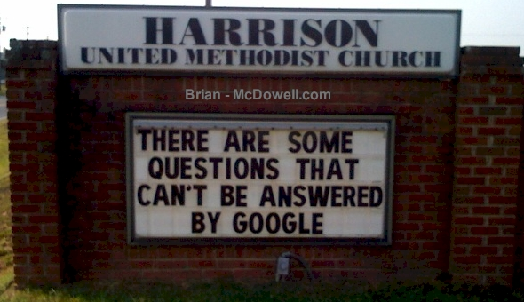 Google Church